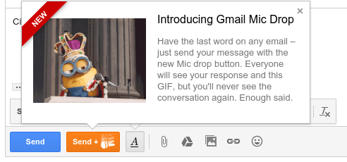 gmail-mic-drop
