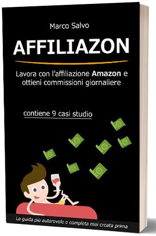 Libro affiliazioni Amazon