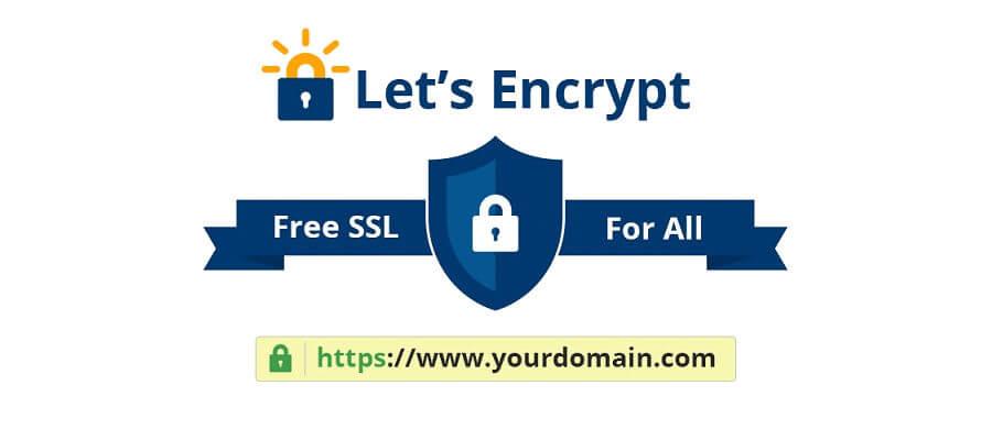 Generazione certificati con Let's Encrypt