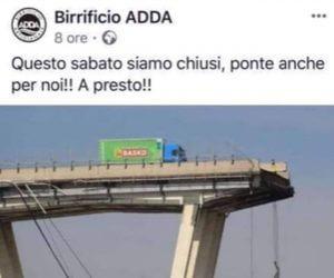 post facebook birrificio adda
