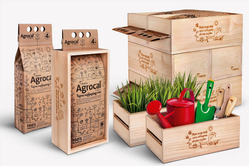 packaging fatto bene