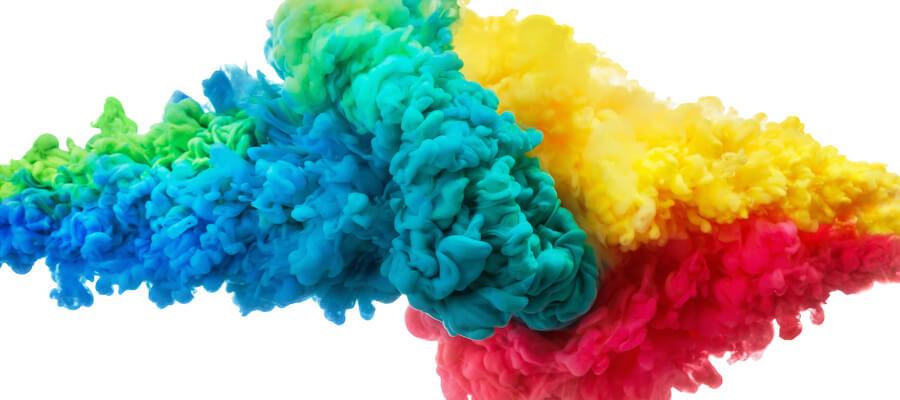 Abbinamento colori sito web