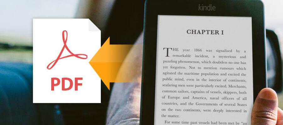 convertire da kindle a pdf o epub