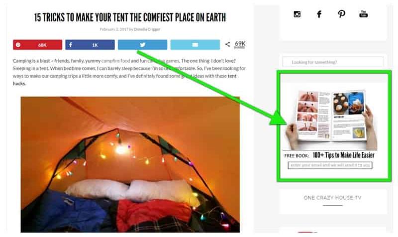 esempio annuncio su rete display google ads