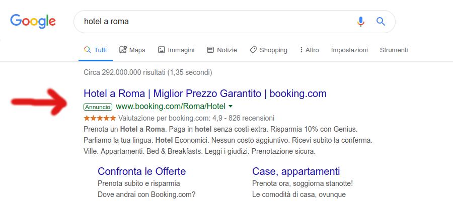 Keyword Search Advertising