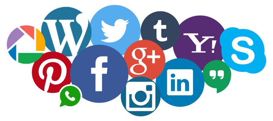lista social network famosi